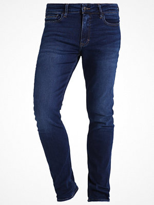 Calvin Klein Jeans SLIM STRAIGHT Jeans slim fit true dark blue