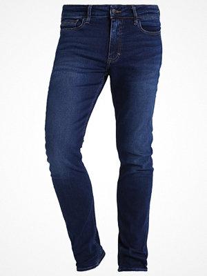 Jeans - Calvin Klein Jeans SLIM STRAIGHT Jeans slim fit true dark blue
