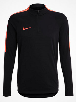 Sportkläder - Nike Performance SQUAD Funktionströja black/hyper orange