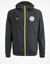 Regnkläder - Nike Performance MANCHESTER CITY FC  Vindjacka anthracite/opti yellow