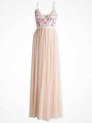 Needle & Thread Festklänning petal pink