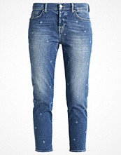 7 For All Mankind JOSEFINA  Jeans relaxed fit lasered ny light