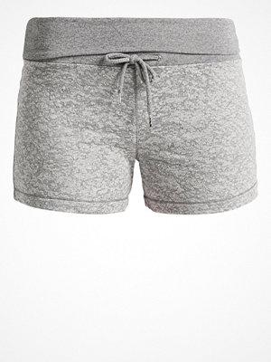 Casall Träningsshorts grey melange