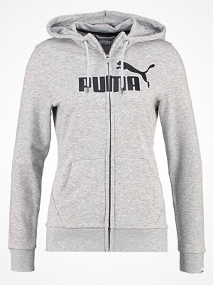Street & luvtröjor - Puma Sweatshirt light gray heather
