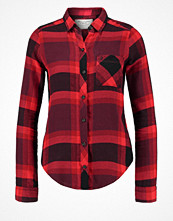 Abercrombie & Fitch XMAS Skjorta red/black