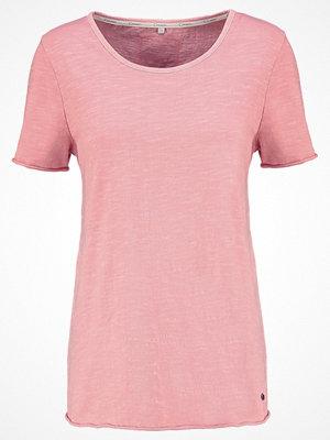Cream LAURA Tshirt bas rosette