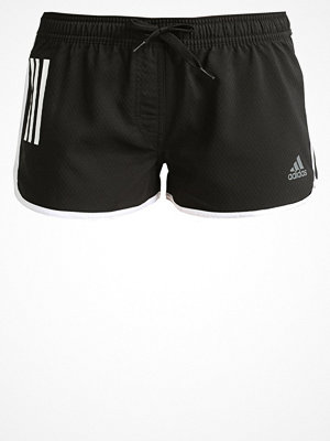 Adidas Performance Träningsshorts black/white/core pink