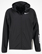 Sportkläder - Nike Performance CITY Löparjacka black/dust/reflective silver