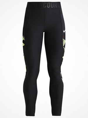 Sportkläder - Nike Performance BASELINE Tights black/white