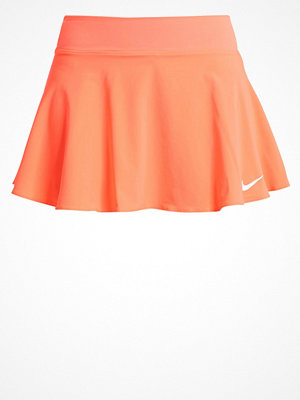 Nike Performance PURE Sportkjol hyper orange/white