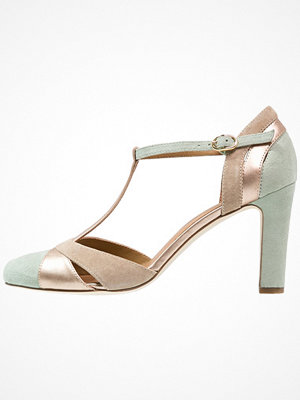 mint&berry Pumps mint/gold