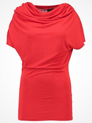 Selected Femme SFCELIA Tshirt med tryck flame scarlet
