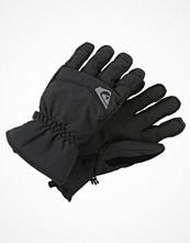 Handskar & vantar - Quiksilver CROSS Fingervantar black