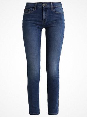 Calvin Klein Jeans HIGH RISE SKINNY WONDER Jeans Skinny Fit blue denim