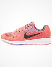 Sport & träningsskor - Nike Performance AIR ZOOM STRUCTURE 20 Löparskor stabilitet hot punch/black/dark grey/polar/wolf grey/white