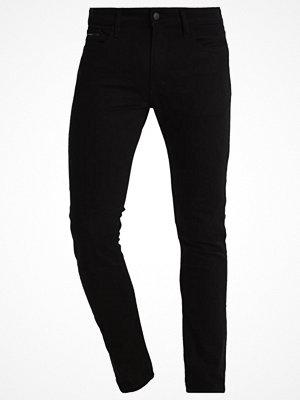 Jeans - Calvin Klein Jeans SKINNY STAY BLACK Jeans slim fit black