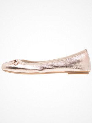 Tamaris Ballerinas rose metallic