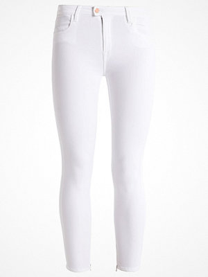Replay TOUCH  Jeans Skinny Fit white denim