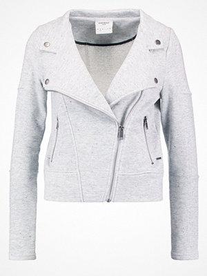 Street & luvtröjor - Vero Moda VMSOFILINA Sweatshirt light grey melange