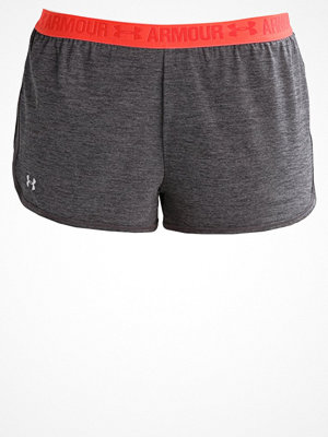 Under Armour Träningsshorts carbon heather/charcoal/metallic silver