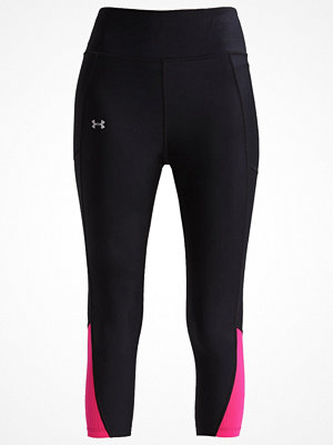 Under Armour FLY BY 2.0 Tights black/tropic pink