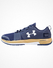 Under Armour COMMIT TR Aerobics & gympaskor midnight navy/metallic gold/white