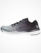 Sport & träningsskor - Under Armour CHARGED PUSH TR SEG Aerobics & gympaskor rhino gray/black/metallic silver