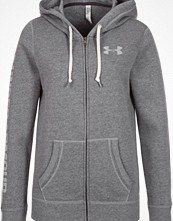 Street & luvtröjor - Under Armour FAVORITE  Sweatshirt carbon heather/white