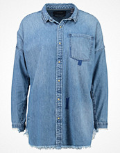 Scotch & Soda Skjorta denim blue