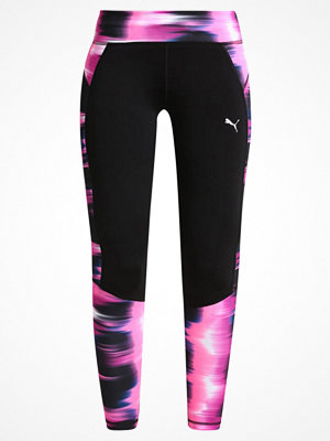 Puma Tights black/ultra magenta