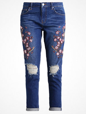 Topshop LUCA Jeans relaxed fit indigo