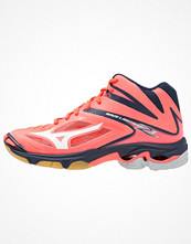 Sport & träningsskor - Mizuno WAVE LIGHTNING Z3  Indoorskor fiery coral/white/dress blues