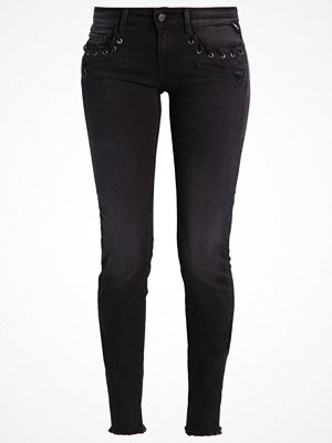 Replay BRIGIDOT Jeans slim fit black denim