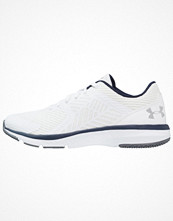 Sport & träningsskor - Under Armour MICRO G PRESS TR Aerobics & gympaskor white/midnight navy/overcast gray