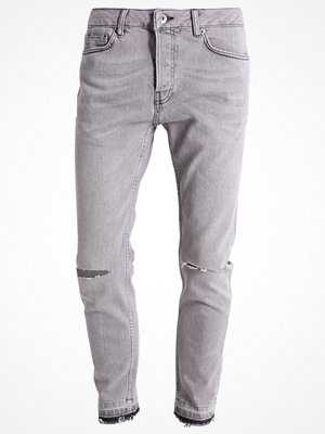 Topman Jeans Tapered Fit grey