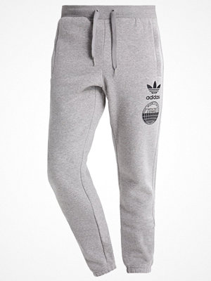 Sportkläder - Adidas Originals STREET Träningsbyxor medium grey heather