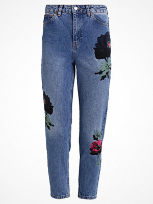 Topshop Jeans relaxed fit middenim