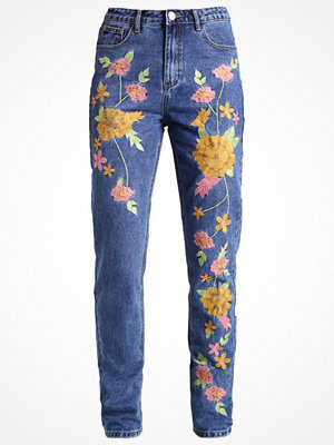 Glamorous Jeans relaxed fit mid blue