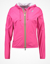 K-Way KWay PLUS Regnjacka pink/lilac