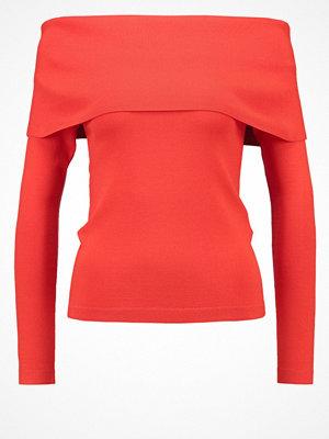 Warehouse Stickad tröja red