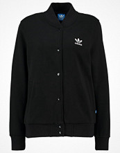Street & luvtröjor - Adidas Originals COLLEGIATE Bomberjacka black