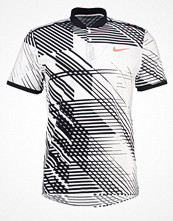Nike Performance ADVANTAGE  Tshirt med tryck white/black