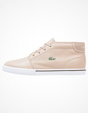 Sneakers & streetskor - Lacoste AMPTHILL 117 1 CAM  Höga sneakers apricot