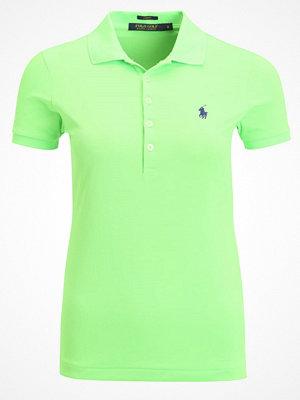 Pikétröjor - Polo Ralph Lauren Golf SLIM FIT  Piké blaze ultra lime