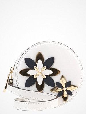 Plånböcker - MICHAEL Michael Kors FLOWERS Plånbok optic white