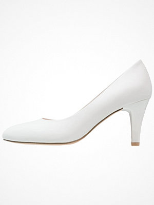 Caprice Pumps white