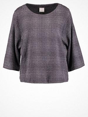 Selected Femme SFBIGA Stickad tröja grey