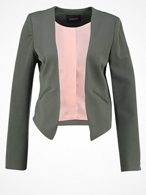 Soaked in Luxury MARBELLA  Blazer thyme