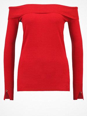 Liu Jo Jeans MAGLIA CHIUSA Stickad tröja red