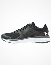 Sport & träningsskor - Under Armour MICRO G PRESS TR Aerobics & gympaskor black/rhino gray/white